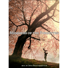 """Piece for piano """"Memories of the Forgotten"""" for children and youth"""